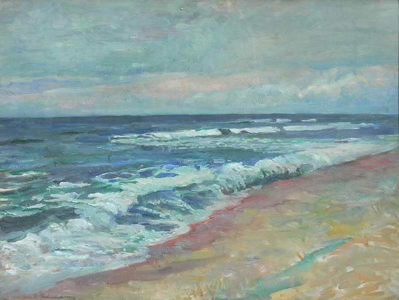 Morze, 1952 r.