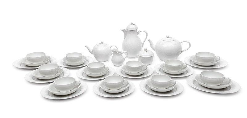 Serwis do herbaty i kawy dla 11 osób, Berlin, XX w.