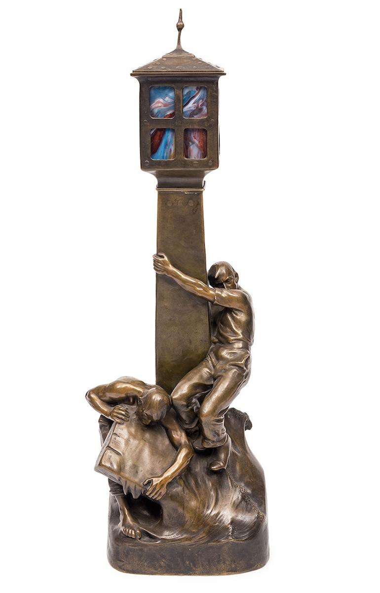 Lampa, Niemcy, J. Abschlag, 1 ćw. XX w.