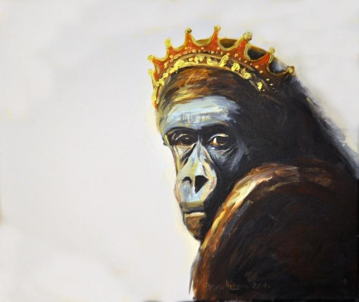 Królowa małp, 2015