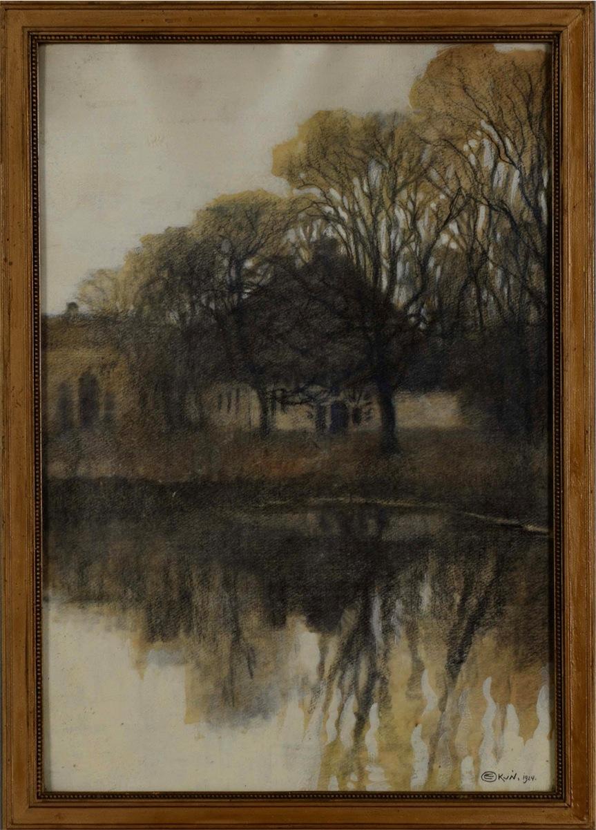 Stary dwór, 1924