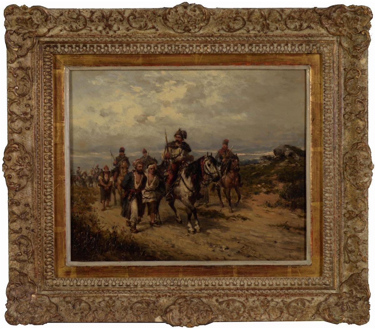 Jeńcy, 1881