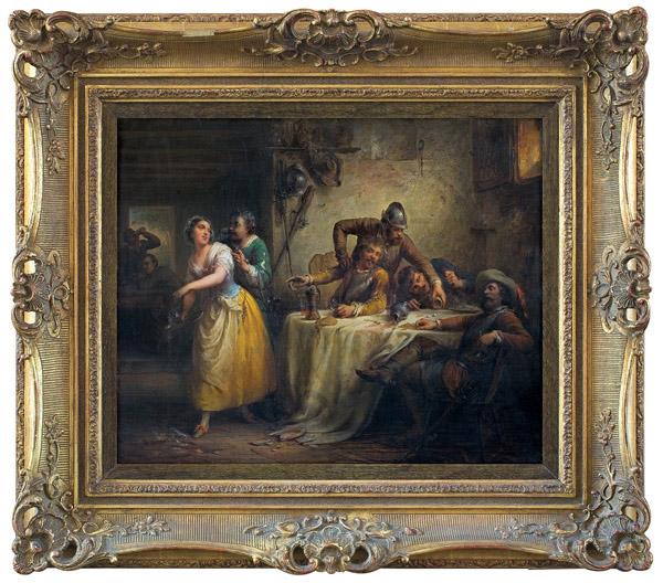 WESOŁE TOWARZYSTWO, 1852