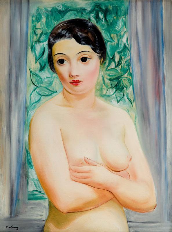 Katarzyna (Przed oknem), 1928 r.