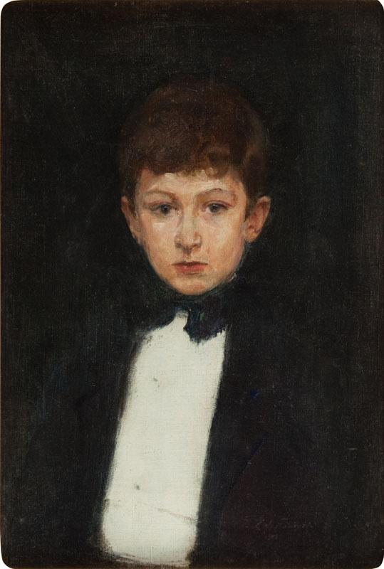 Jasio W., 1908 r.