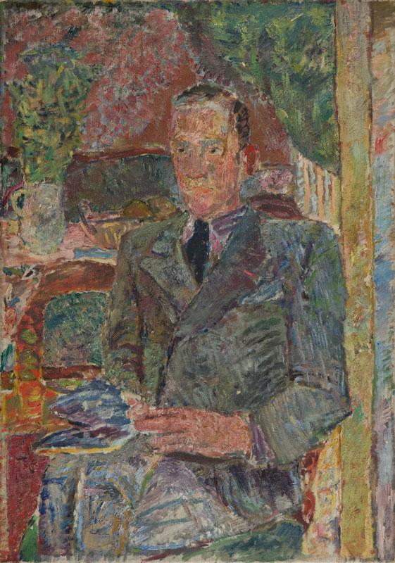 Portret mężczyzny, lata 30. XX w.