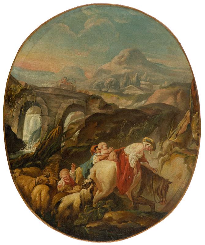Jean Baptiste Deshays, przypisywany (1729 Rouen - 1765 Paryż)