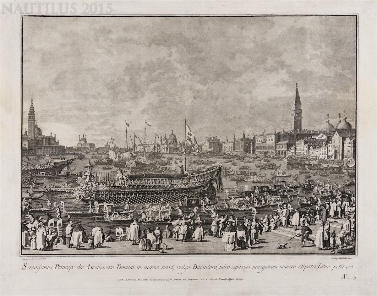 Canal Antonio Giovanni / Brustolon Giovanni Battista