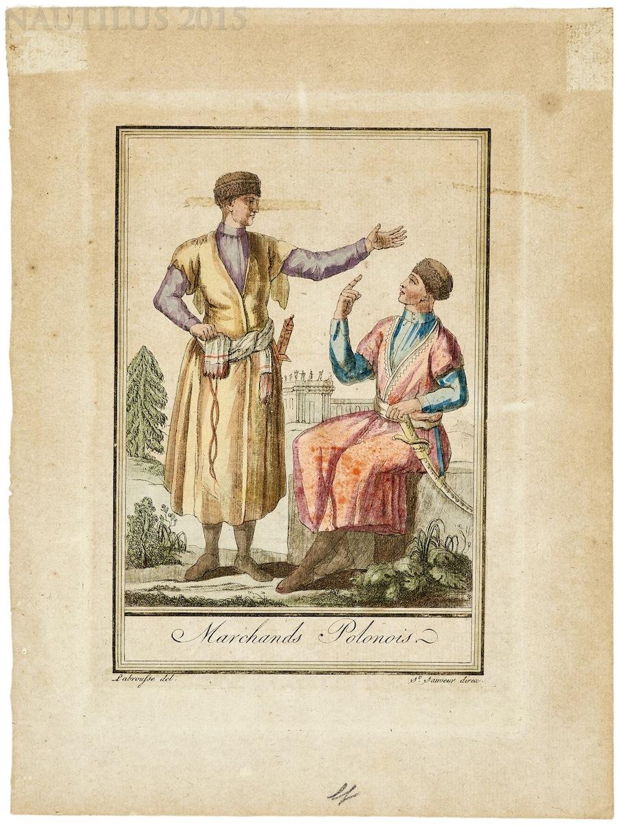 Saint-Sauveur Jacques Grasset de (1757-1810), Labrousse (XVIII w.)