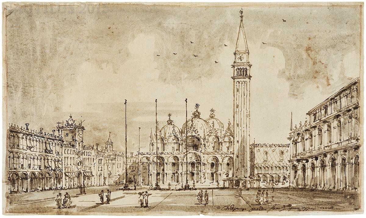 Katedra św. Marka w Wenecji, XVIII w.