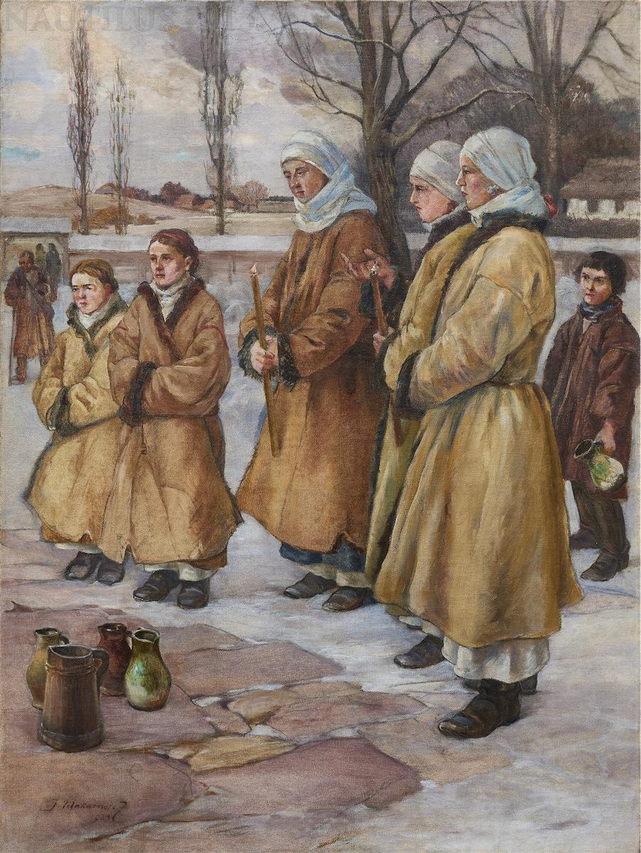 Święto Jordanu, 1923