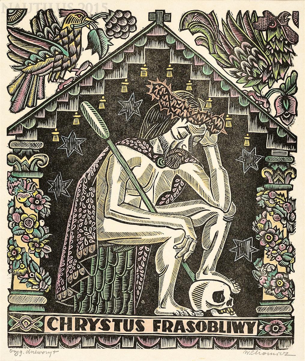 Chrystus Frasobliwy, 1936