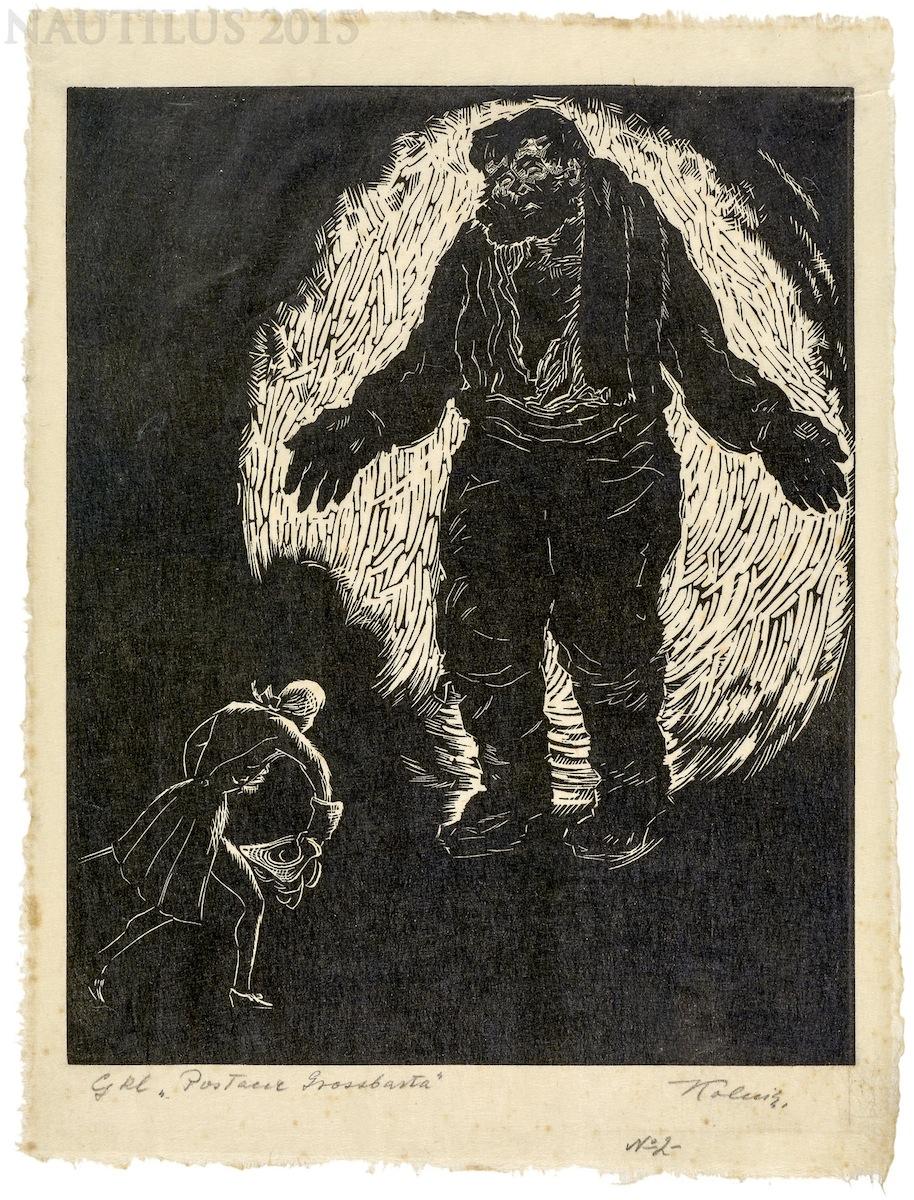 Węglarz Hersz Ber, 1933