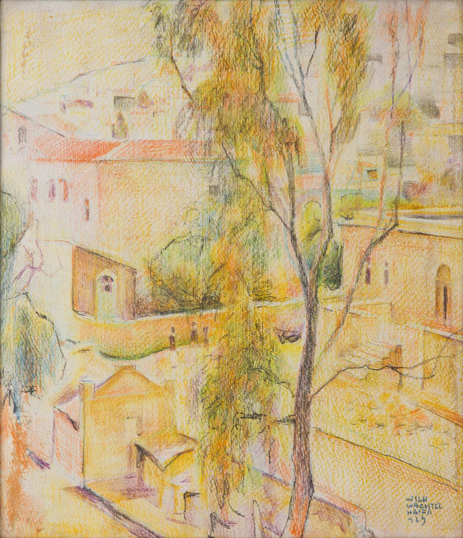 Hajfa, 1924 r.