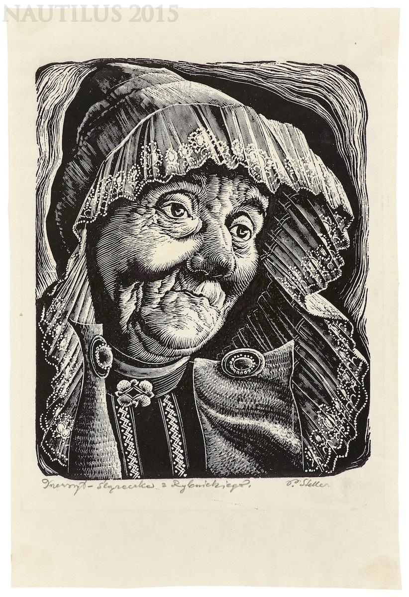 Ślązaczka z Rybnickiego, 1933