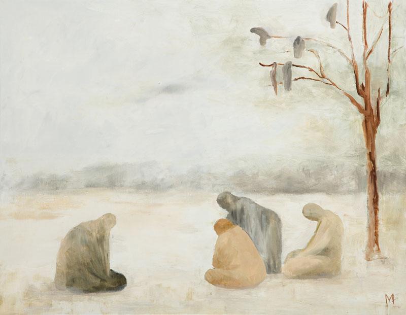 W hołdzie Giottowi. Szukając drogi, 2015 r.
