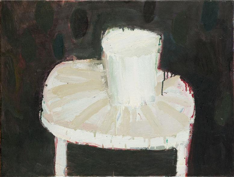`Kompozycja ze stolikiem, 1995 r.