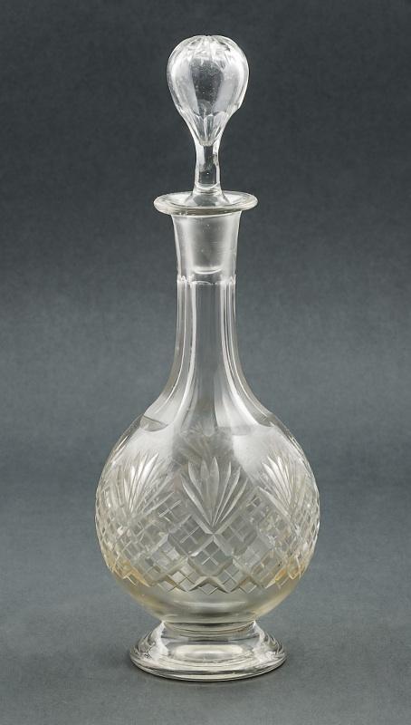 Karafka (A crystal glass decanter)