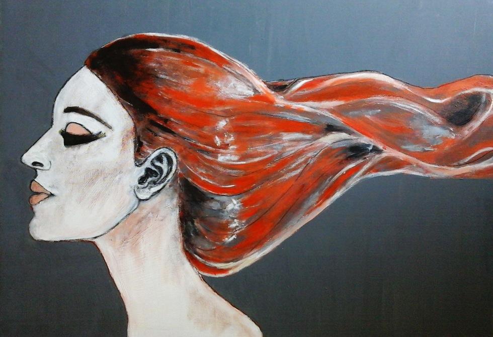 Kobieta ruda, 2015