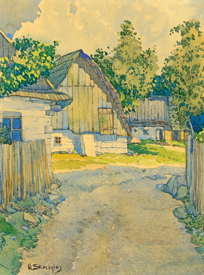 ZAGRODA, przed 1918