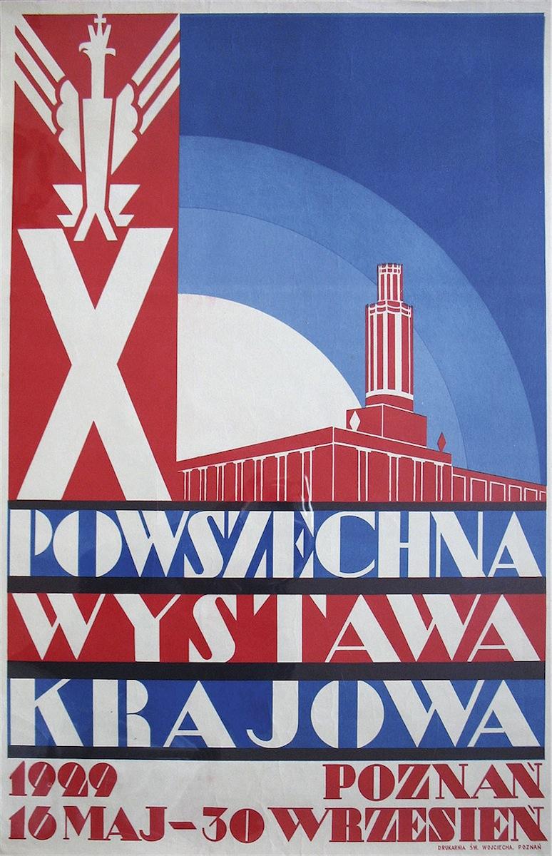 X Powszechna Wystawa Krajowa, 1929 Poznań