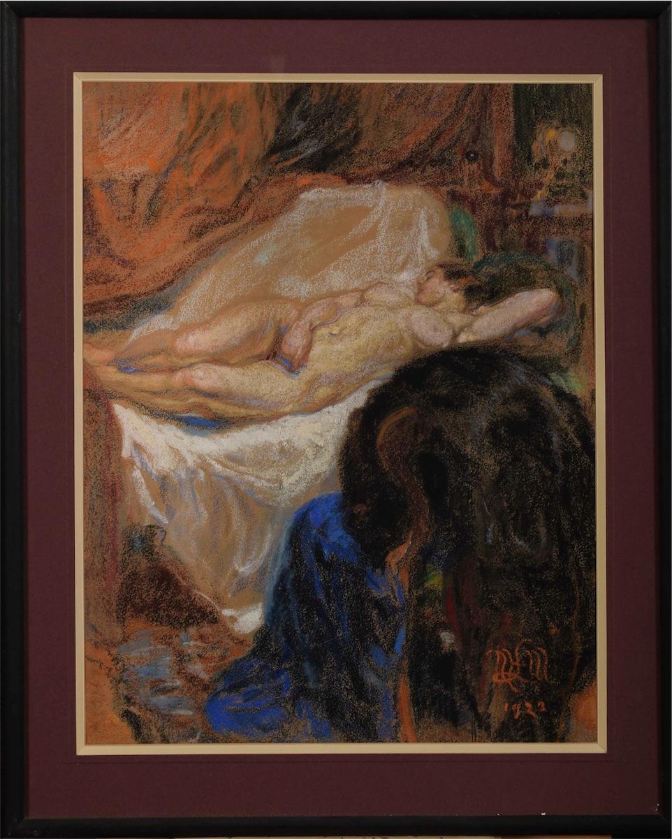 Akt, 1923