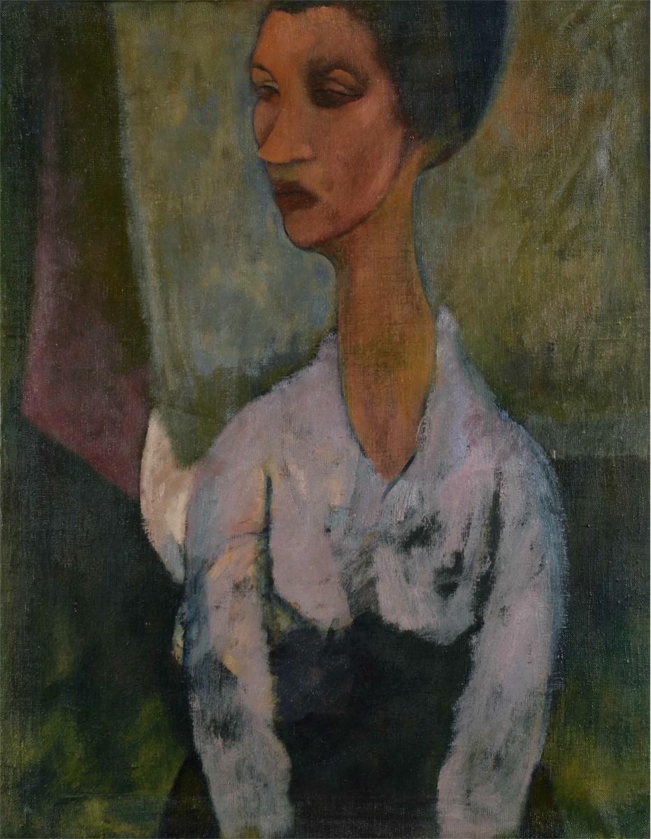 Portret kobiety, 1979