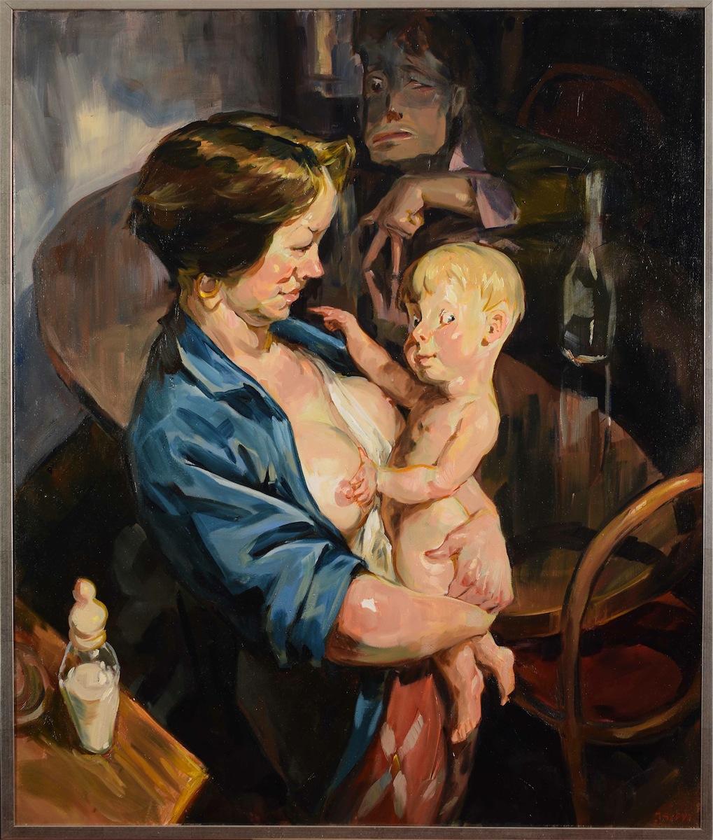 Macierzyństwo (Edypek), 2006