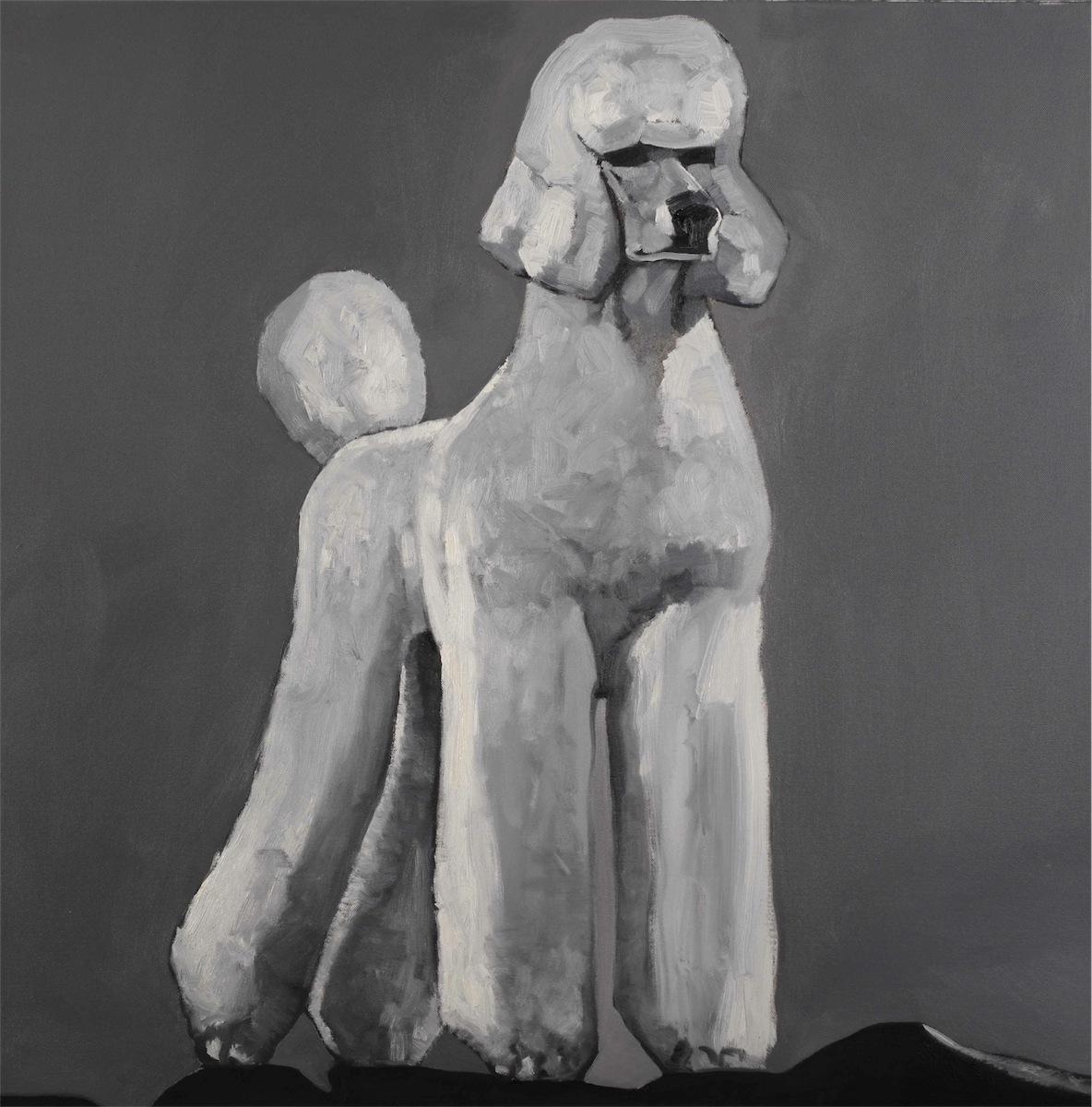 Wszyscy kochamy Pudelka - z cyklu: Piękno w sztuce, 2008