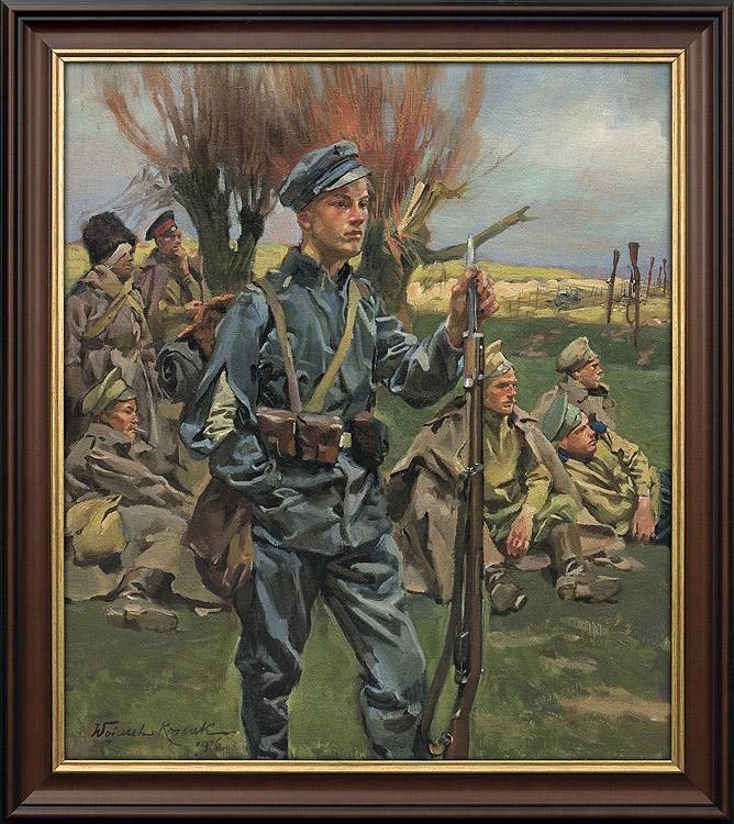 WNUK TYCH SPOD GROCHOWA I STOCZKA, 1916