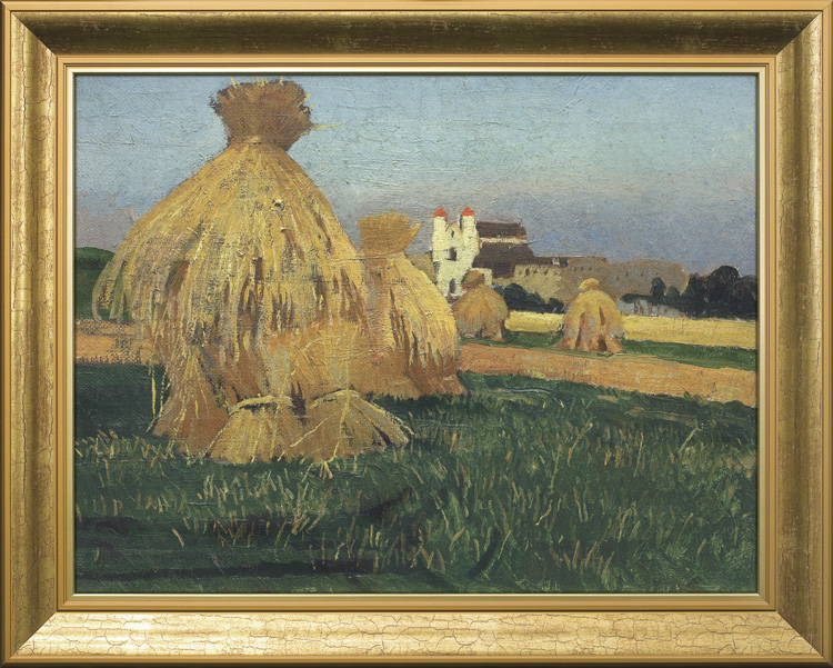 ŻNIWA, 1903
