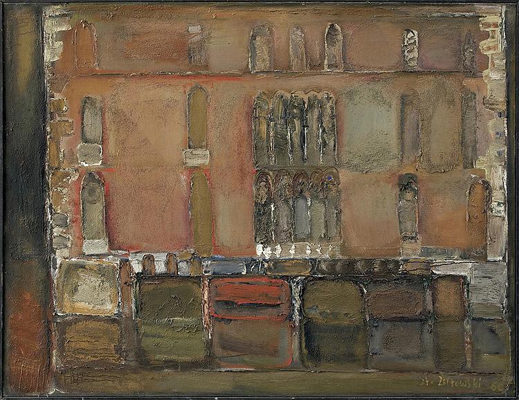 PEJZAŻ Z WENECJI (MOJA WENECJA), 1960