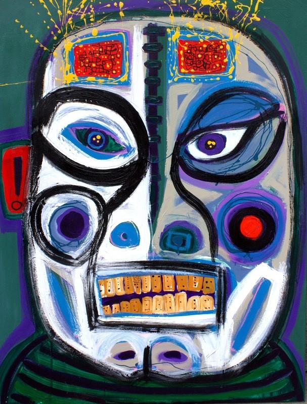 Kabuki Mask, 2015