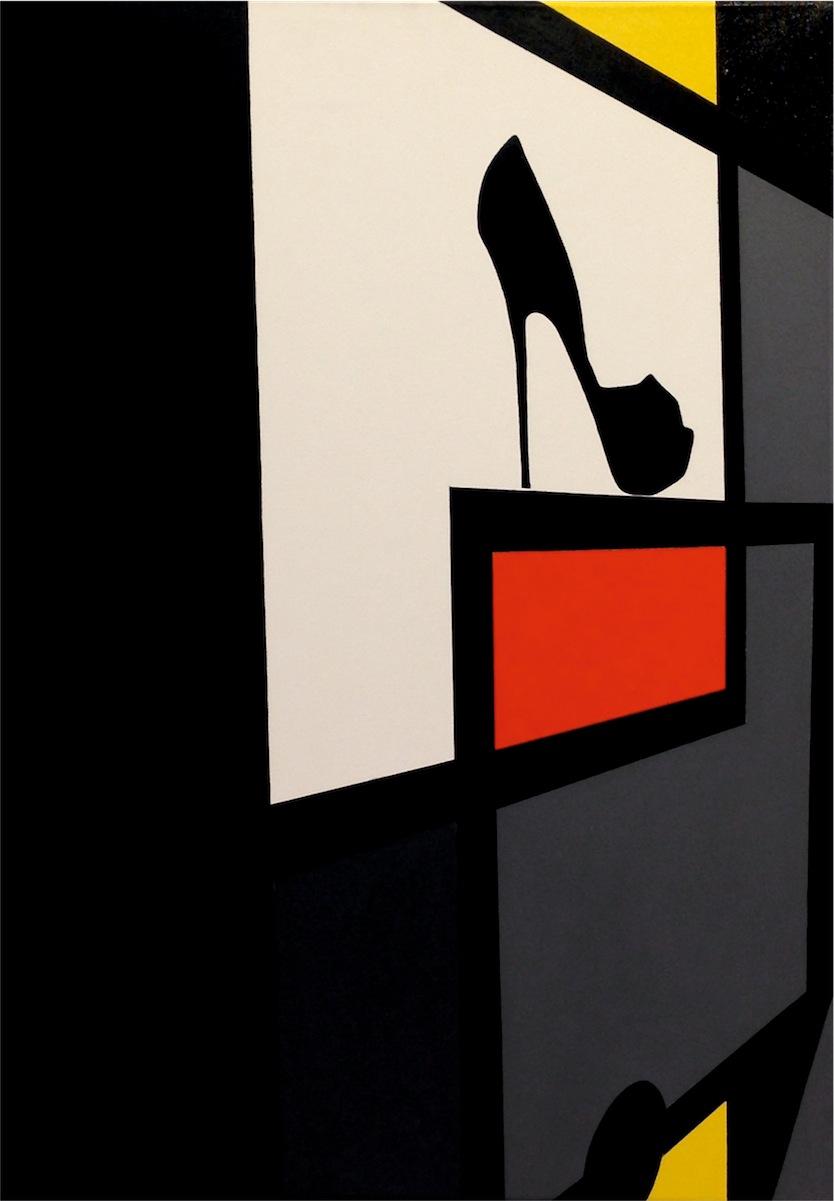 Karnawał - Warcaby z Mondrianem, 2014