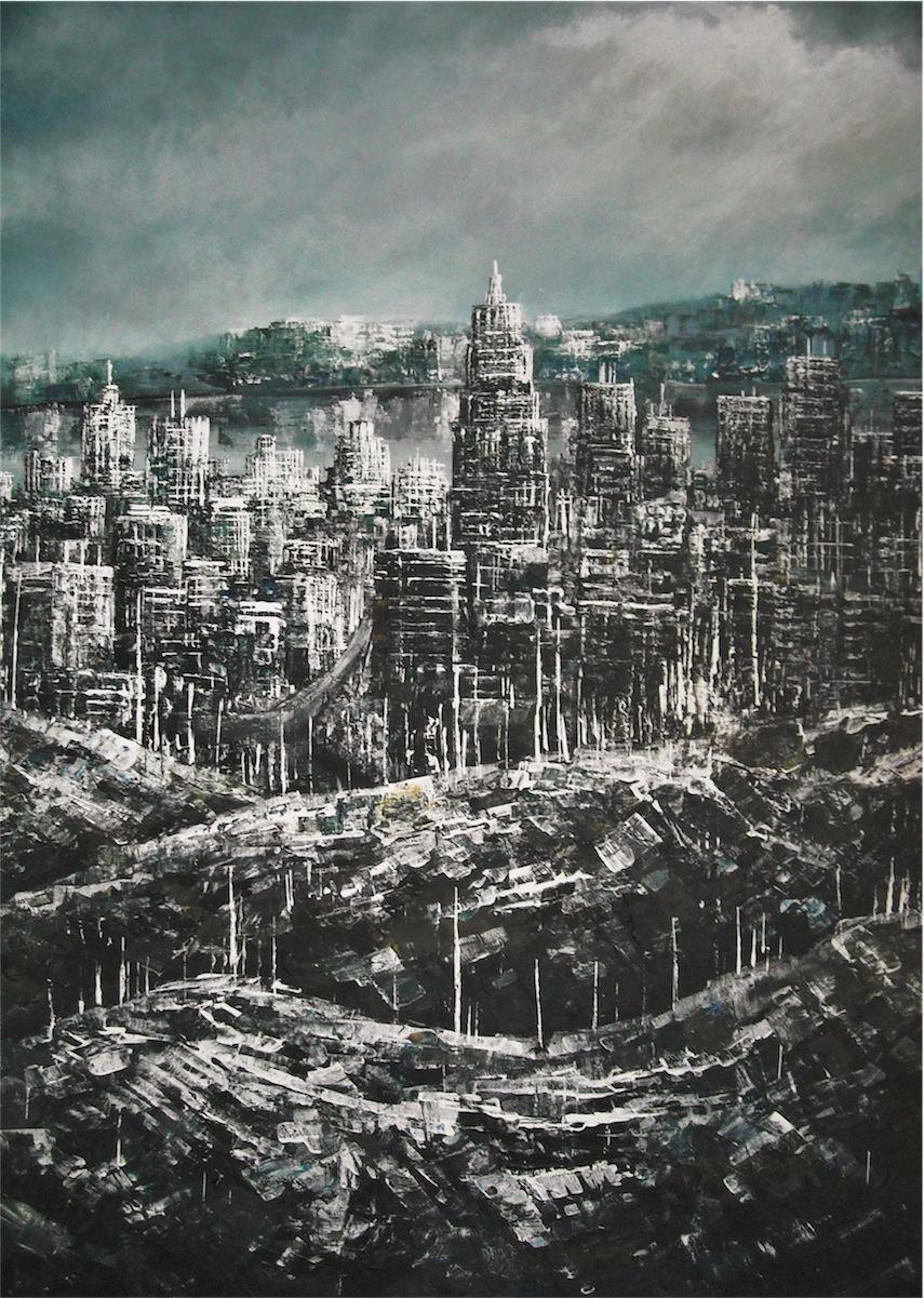 Metropolis I, 2014