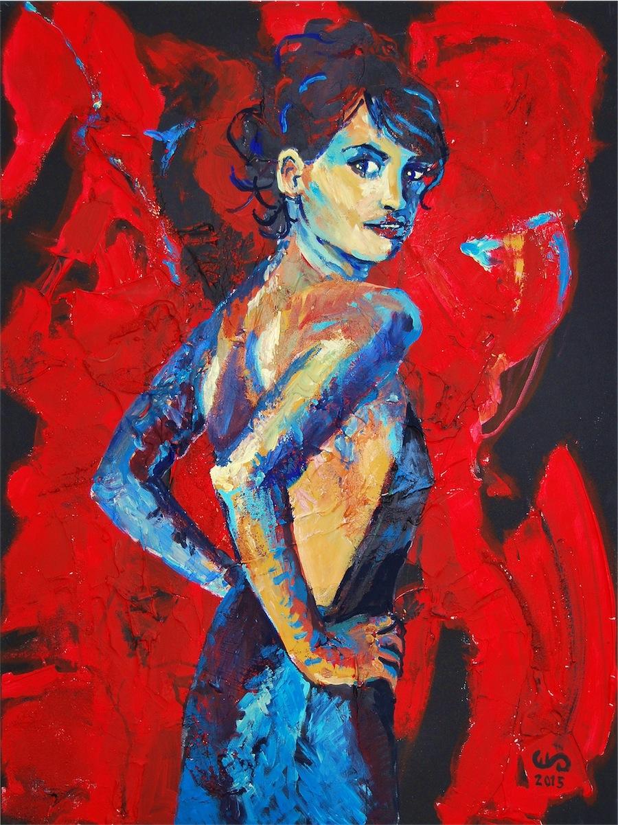 Dziewczyna z Alcobendas II, 2015