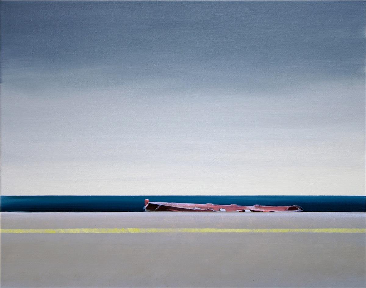 Czerwona łódź, 2014