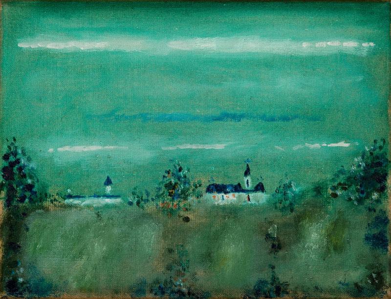 Pejzażyk , 1988 r.