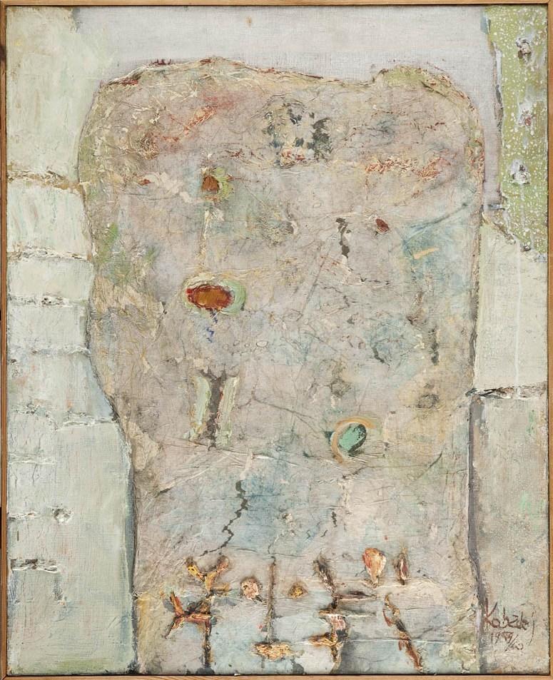 Kompozycja, 1959-60 r.