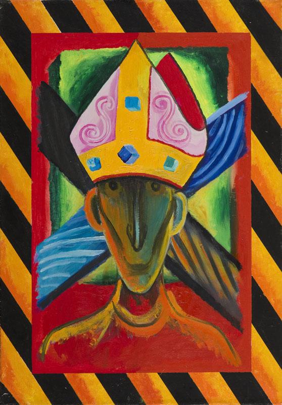Obraz wielkanocny, 2002 r.