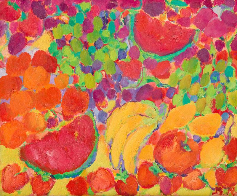 Rajskie owoce, 2000 r.