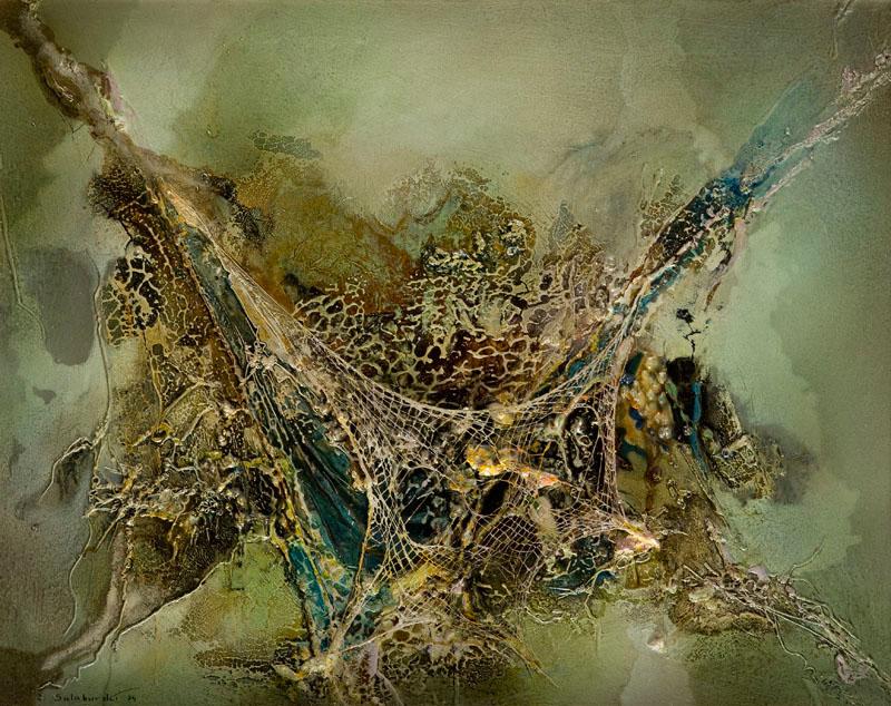 Abstrakcja, 1974 r.