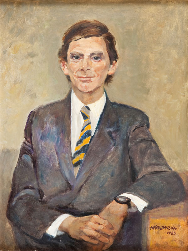 Portret doktora, 1983 r.
