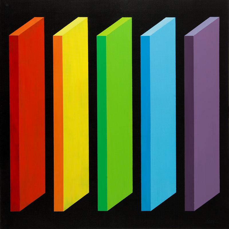 Angular rainbow, 2015 r.