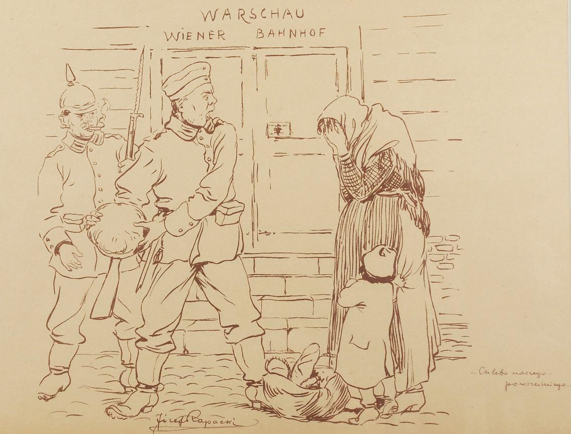Chleba naszego powszedniego, 1918