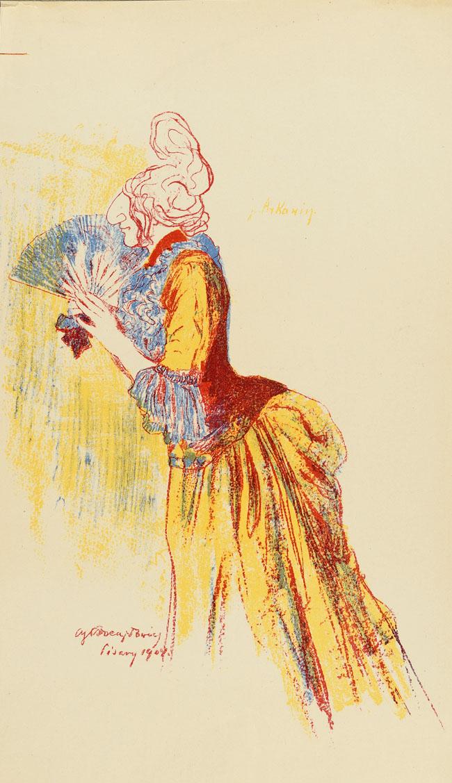 [HELENA] ARKAWIN, 1904