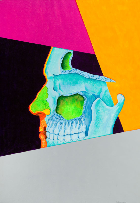 Anatomia koloru II, 2014 r.