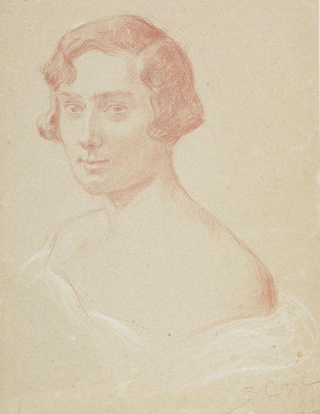 Portret kobiety, 1921