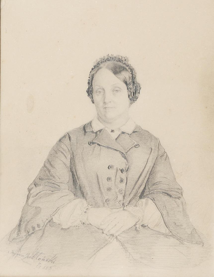 Portret kobiety, 1883