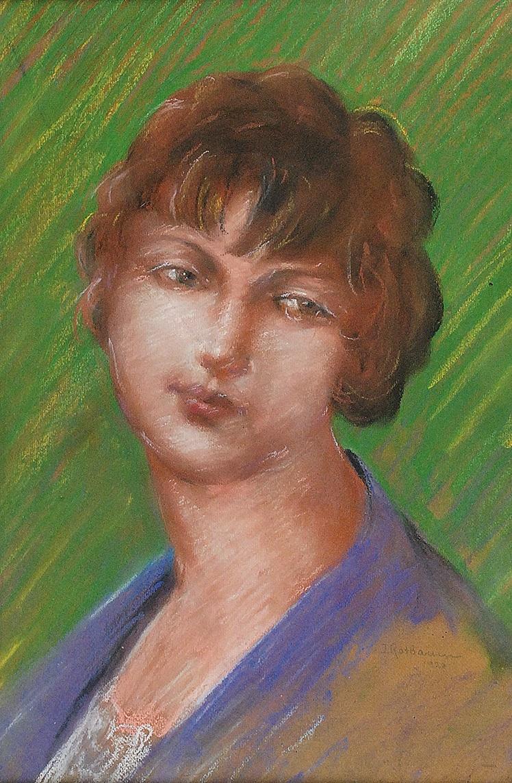 Portret kobiety, 1927